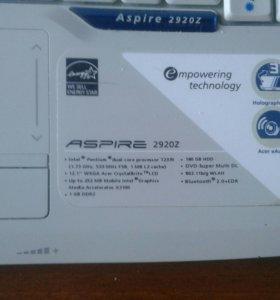 Acer 2920z