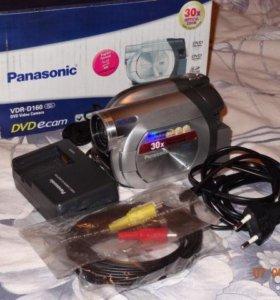 Видеокамера Panasonic VDR-D160