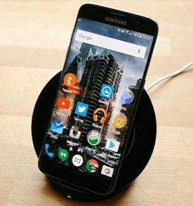 Беспроводая зарядка Samsung wireless fast charger