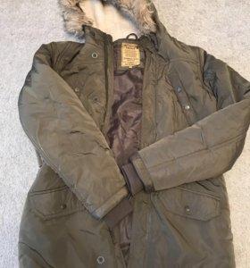 Куртка пуховик Аляска
