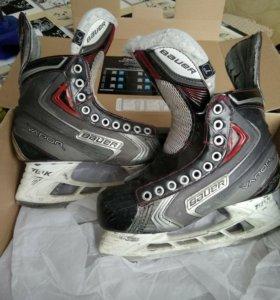 Коньки хоккейные bauer vapor 90