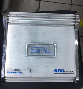 Усилитель SPL dk4-680