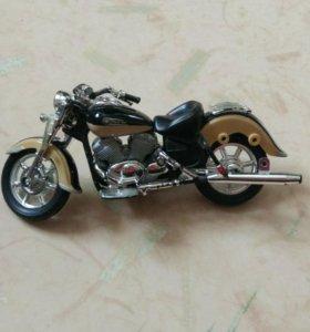 Эксклюзивная статуэтка мотоцикла