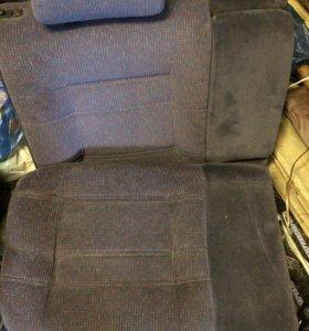 Комплект сидений на Volkswagen Vento