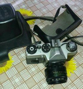 Фотоаппарат (антиквариат)