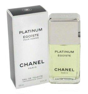 "Chanel ""Egoiste Platinum"" 100 ml"