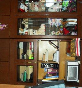 Шкафы для хранения 2 штуки