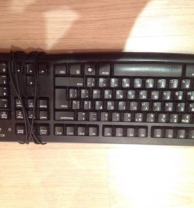 Клавиатура Logitech Keyboard K120