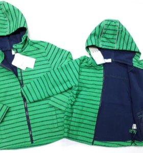 Куртки - ветровки новые