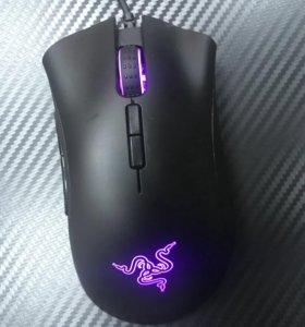 Игровая мышь Razer deathadder elite