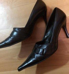 Туфли , кожа 38 р