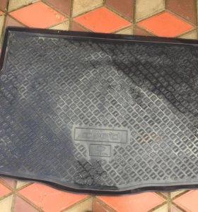 коврик-багажника