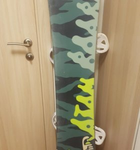 Сноуборд крепления и ботинки