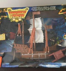 Игровой набор пираты разбойники