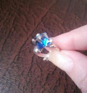 Серебряное кольцо. Новое