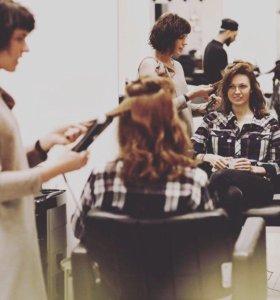 Обучение парикмахер-универсал