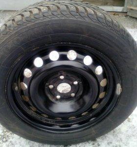 Chevrolet Cruze шины зимние шипованные