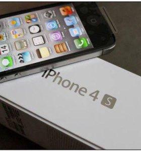 iPhone 4S Новый 16гб