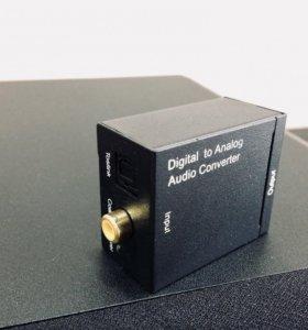 Преобразователь аудио сигнала Orient
