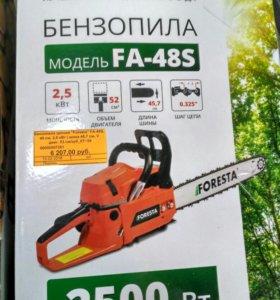 Бензопила Foresta