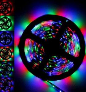 Беспроводной сенсорный RGB контроллер для Led лент