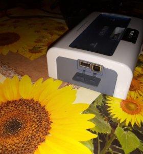 Продам портативный лазерный фотопринтер Canon c400