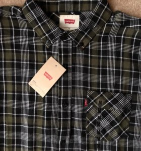 Рубашка Levi's из США новая