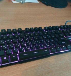 Игровая клавиатура (новая)