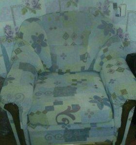 Кресло,кровать