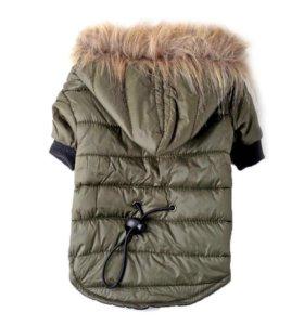 Куртка для собак новая