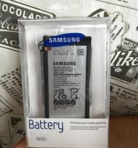 Аккумулятор Samsung S6 Edge+ (Plus)