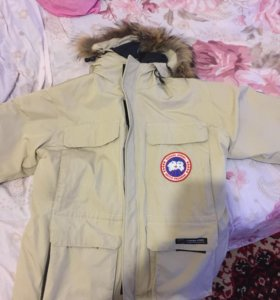 Canada goose expedition парка