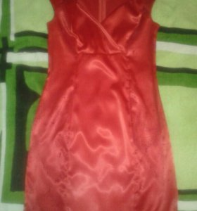 Платье классическое
