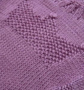 Новый пуловер для девочки