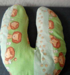 Подушка б.у. для беременных и кормления