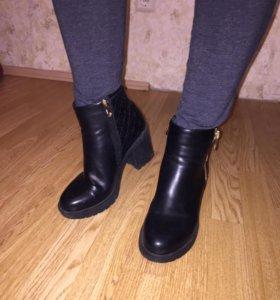 Ботинки(полусапожки)