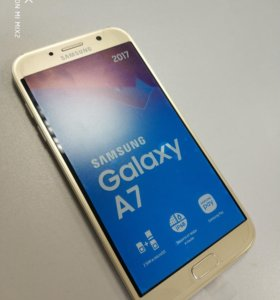 Samsung galaxy А7 2017