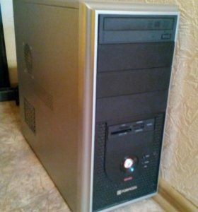 Игровой компьютер gtx950