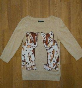 Джемпер свитер блузка 44-48