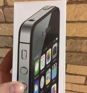 Айфон 4 S, 16 gb Новый, Запечатанный