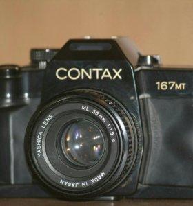 Фотоаппарат CONTAX 167 mt