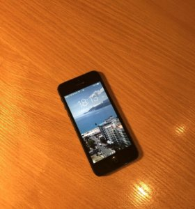 iPhone 5 Black 16Gb USA