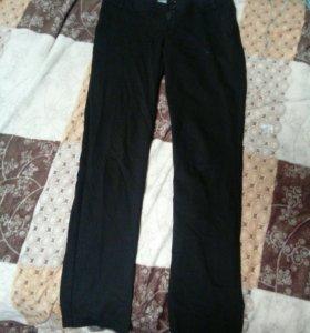 Черные брюки для дома