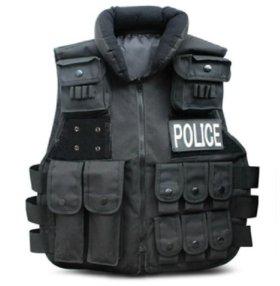 Мото жилет Police