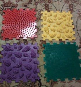 4 модуля массажного коврика