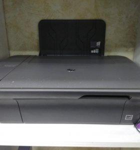 МФУ Принтер HP Deskjet 1050 'все в одном' - J410a