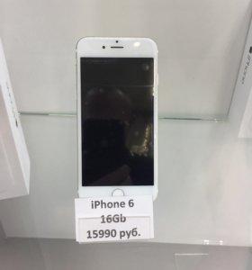 Apple iPhone 6 LTE 16 GB Gold