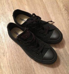Кеды чёрные