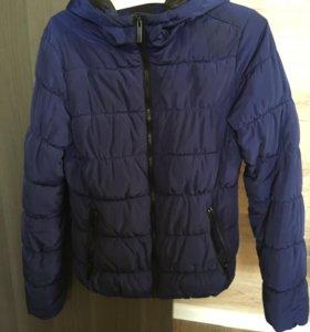 Куртка на синтепоне р.42-44