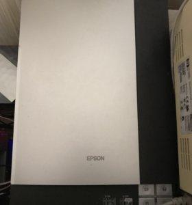 Сканер Epson perfection v200